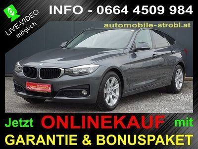 gebraucht BMW 320 Gran Turismo d xDrive Aut.*Navi*PDC*Leder*Garantie