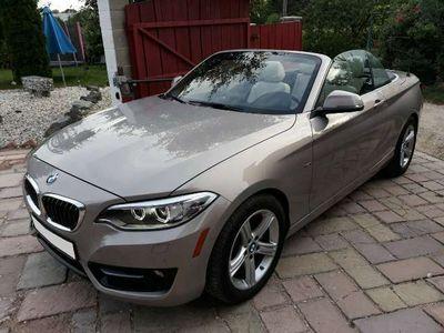 gebraucht BMW 218 2er-Reihe Cabrio (F23) Cabrio Aut.