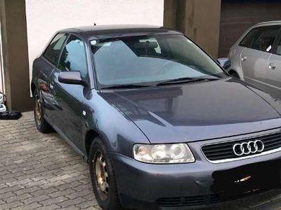 gebraucht Audi A3 2001, 8L, 1.9 TDI Klein-/ Kompaktwagen