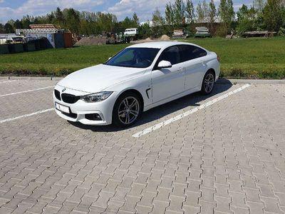 gebraucht BMW 420 4er-Reihe xd Grand Coupe Sportwagen / Coupé