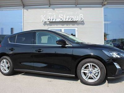 gebraucht Ford Focus 1,0 EcoBoost Cool & Connect