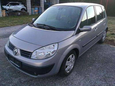 gebraucht Renault Scénic 1,9 dCi, Kupplungszylinder kaputt! auch in Teilen! Kombi / Family Van