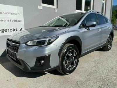 gebraucht Subaru XV 1.6i CVT Style Allrad Aut.