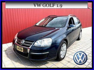 gebraucht VW Golf Variant BlueMotion Economy 1,9 TDI