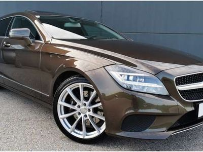 gebraucht Mercedes CLS350 Shooting Brake BlueTEC Aut. **LED/LEDER/SPURHALTE*
