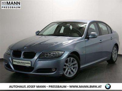 gebraucht BMW 318 3er-Reihe i Österreich-Paket Aut. Limousine