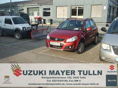 gebraucht Suzuki SX4 1,6 GL VVT 4WD special SUV / Geländewagen