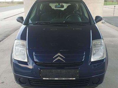 gebraucht Citroën C2 1,1i First Klein-/ Kompaktwagen