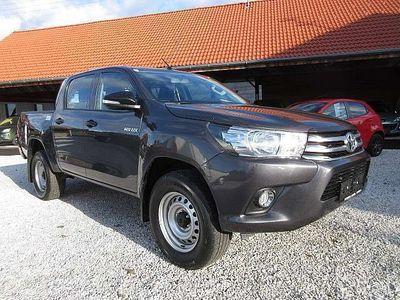 gebraucht Toyota HiLux DK 4 WD Diesel ALLRAD Country