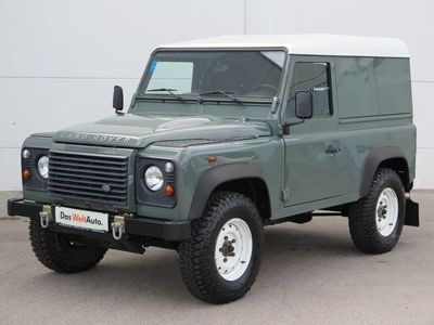 "gebraucht Land Rover Defender 90"" Hard top E 2,2"