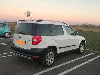 gebraucht Skoda Yeti 1.2 benzin SUV / Geländewagen