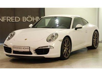 gebraucht Porsche 911 Carrera S Coupe Modell 991 7-Gang Handschaltung Sportwagen / Coupé,