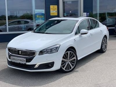 used Peugeot 508 2,0 BlueHDi GT EAT6 S&S Limousine,