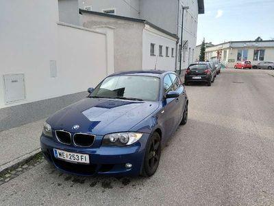 gebraucht BMW 118 1er-Reihe d Österreich-Paket Klein-/ Kompaktwagen