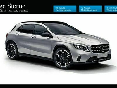 gebraucht Mercedes GLA200 d 4MATIC Activity Edition Aut.