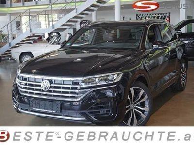 gebraucht VW Touareg TDI 3.0 V6 4Motion R-Line 21 Zoll Assisten
