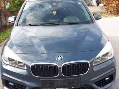 gebraucht BMW 216 Active Tourer 2er-Reihe Diesel (F45) Active Tour