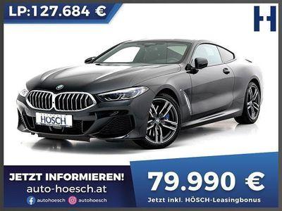 gebraucht BMW 840 8er-Reihe d xDrive M-Sport Coupe Aut LP: 127.684,-€ Sportwagen / Coupé