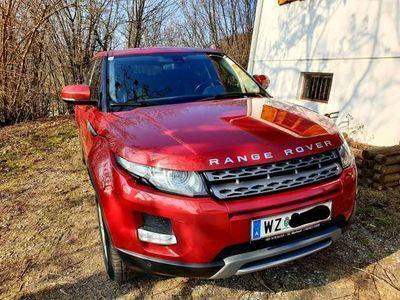 gebraucht Land Rover Range Rover evoque 2.2 TD SUV / Geländewagen