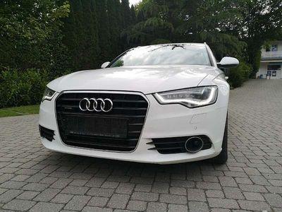 gebraucht Audi A6 Avant Allrad Diesel (4G) Daylight S-tronik Kombi / Family Van