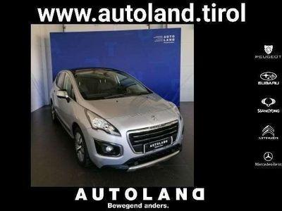 gebraucht Peugeot 3008 Allure 1,6 BHDI EAT6