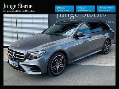 gebraucht Mercedes E220 4MATIC T-Modell Austria Edition