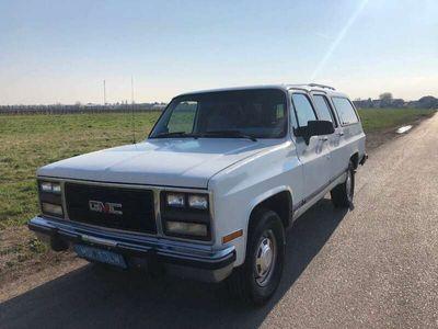 gebraucht Chevrolet Suburban Suburban GMC