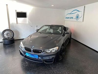 gebraucht BMW M4 Cabriolet M-DKG Aut. (F83)