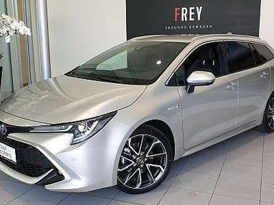 gebraucht Toyota Corolla Kombi 2,0 Hybrid Lounge Aut. Kombi / Family Van