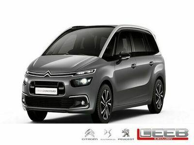 gebraucht Citroën C4 SpaceTourer C4 Spacetourer GrandBlueHDI 130 S&S EAT8 Shine Kombi / Family Van