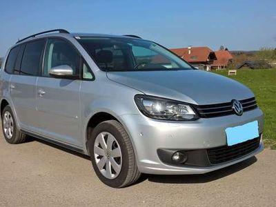 gebraucht VW Touran Comfortline 1,4 TSI EcoFuel