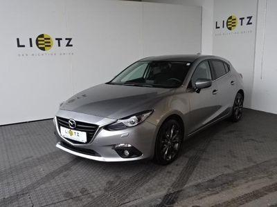gebraucht Mazda 3 Sport CD105 Takumi, 105 PS, 5 Türen, Schaltgetriebe