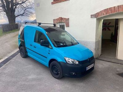 gebraucht VW Caddy Kombi 1,6 TDI DPF