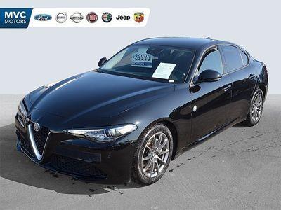 gebraucht Alfa Romeo Giulia Super 2,2 150 MT RWD Limousine,