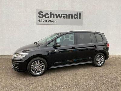 gebraucht VW Touran Sky TSI ACT OPF DSG 5-Sitzer Kombi / Family Van
