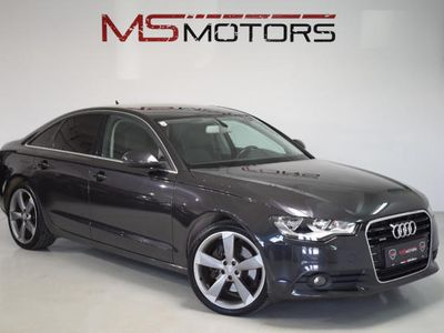 gebraucht Audi A6 3,0 TDI quattro S-tronic*NAVI*STANDHEIZUNG*KREDIT