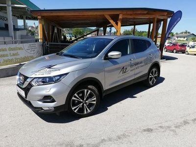 gebraucht Nissan Qashqai 1,3 DIG-T Acenta SUV / Geländewagen,