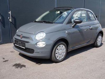 gebraucht Fiat 500C 1,2 POP 69 Cabrio / Roadster,