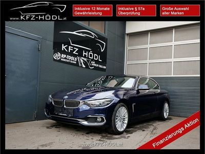 gebraucht BMW 326 4er Cabrio 440i xDrive Cabrio Luxury Line Aut., Luxury Line,PS, 2 Türen, Automatik