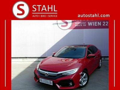 gebraucht Honda Civic 1,5 VTEC Turbo Prestige Aut. AUTO STAHL WIEN 20
