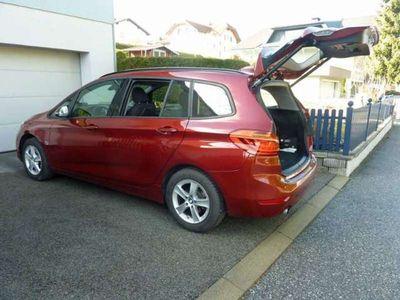 gebraucht BMW 218 Gran Tourer 2er-Reihe i Sportline Kombi / Family Van
