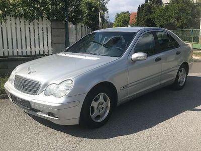 gebraucht Mercedes C200 Limousine