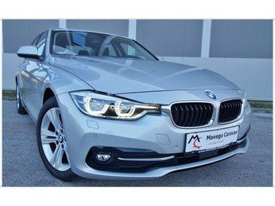 gebraucht BMW 320 F30 xDrive Sport Line Aut. *** NAVI/LED/ALLRAD ***