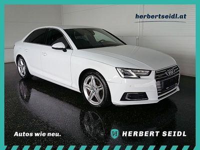 gebraucht Audi A4 2,0 TDI quattro Sport S-tronic *Onlinekauf ... Limousine