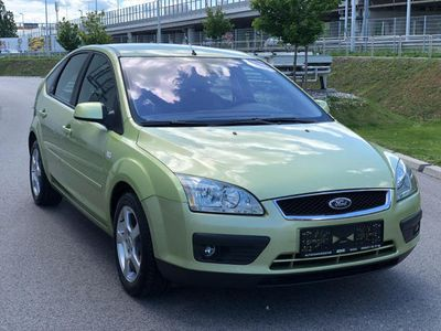 brugt Ford Focus Traveller Ghia 1,6 Ti-VCT