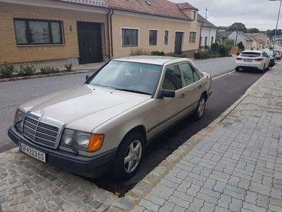 gebraucht Mercedes 250 W124 2,5D