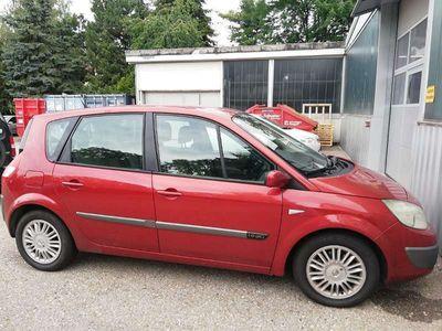 gebraucht Renault Scénic 1,9 Kombi / Family Van