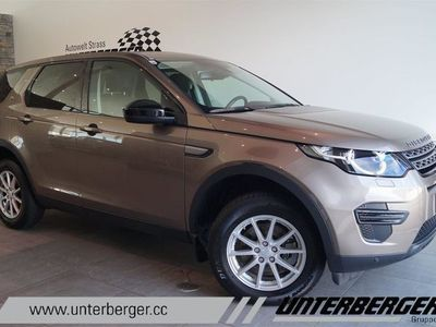 gebraucht Land Rover Discovery Sport 2,2 TD4 4WD S
