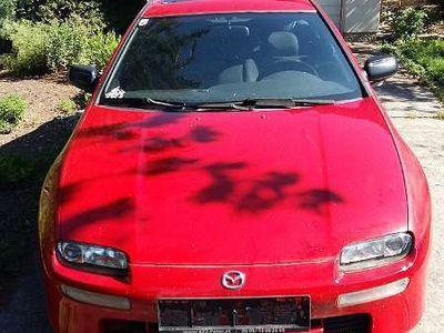 gebraucht Mazda 323 1,5i Sportwagen / Coupé