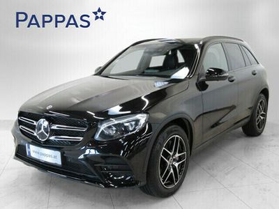gebraucht Mercedes 220 GLC4MATIC Aut. AMG Line, Night Paket, PanoramaSchiebedach